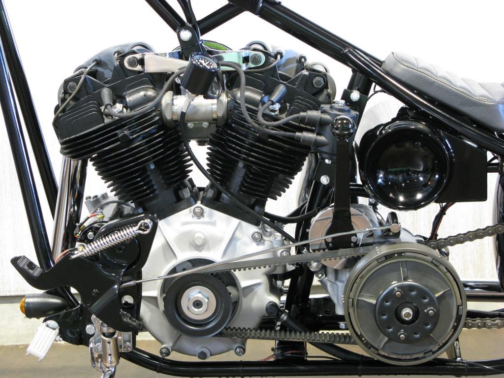 ハーレーダビッドソン New MYP CSS - Knuckle Head 車体写真7