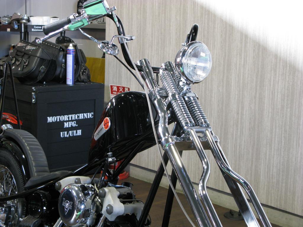 ハーレーダビッドソン New MYP CSS - Knuckle Head 車体写真8