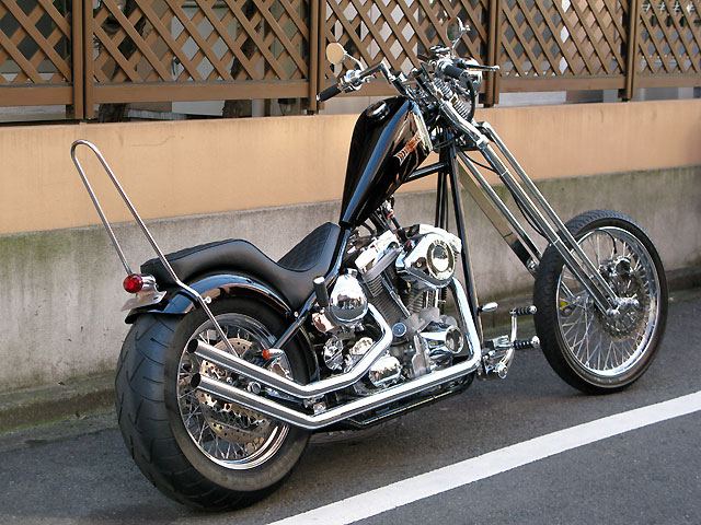 ハーレー MYP New CSS ChopperSpringer 車体写真4