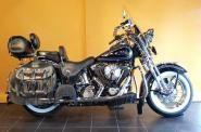 ハーレーダビッドソン/EVO  1998 FLSTS HarleyDavidsonEG