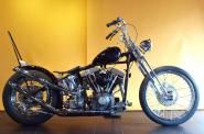 販売済:中古車:1980 Ridgid shovel Bobber Custom:shovel