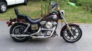 ハーレーダビッドソン/EVO  1985 FXSB Low Rider