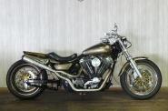 ハーレーダビッドソン/EVO  1991 FXLR Hot Dock Custom