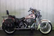 ハーレーダビッドソン/EVO  1997 FLSTS White-Red