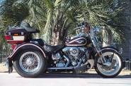 ハーレーダビッドソン/EVO  1998 FLSTS 95th Anniversary Trike