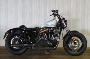 ハーレーダビッドソン/EVO  2011 XL1200 X Forty eight